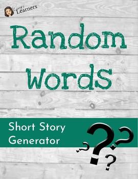 Random Words Short Story