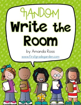 Random Write the Room {Literacy Centre}