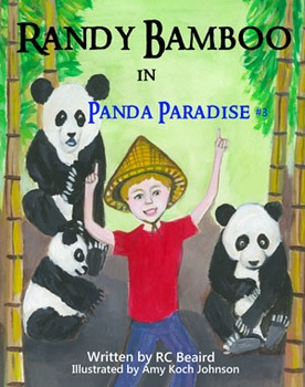 Randy Bamboo in Panda Paradise #3