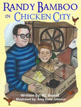 Randy Bamboo in Chicken City #1