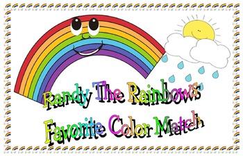 Randy the rainbow