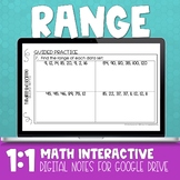 Range Digital Math Notes