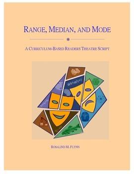 Range, Median and Mode Readers Theatre Script