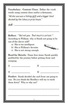 Ranger in Time BUNDLE (Kate Messner) 3 Novel Studies : Books #1-3  (96 pages)