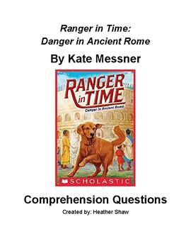 Ranger in Time: Danger in Ancient Rome
