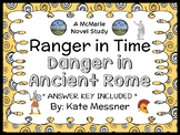 Ranger in Time: Danger in Ancient Rome (Kate Messner) Novel Study (27 pages)