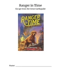 Ranger in Time: Escape from the Great Earthquake