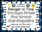 Ranger in Time: Escape from the Great Earthquake (Kate Mes