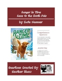 Ranger in Time Race to the South Pole by Kate Messner Questions