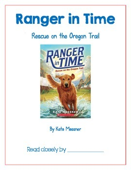 Ranger in Time: Rescue on the Oregon Trail