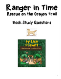 Ranger in Time: Rescue on the Oregon Trail Book Study