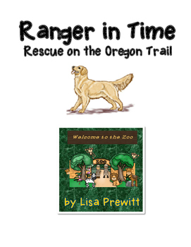 Ranger in Time: Rescue on the Oregon Trail Crossword Puzzle