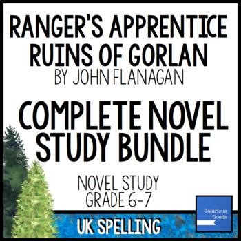 Ranger's Apprentice - The Ruins of Gorlan BUNDLE (UK/AUS/N