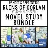 Ranger's Apprentice - The Ruins of Gorlan - Novel Study Bundle