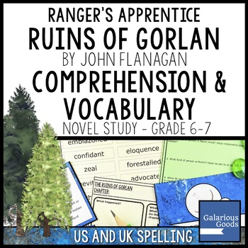 Ranger's Apprentice - The Ruins of Gorlan: Comprehension a