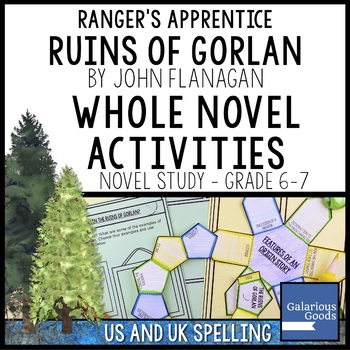 Ranger's Apprentice - The Ruins of Gorlan Whole Novel Activities