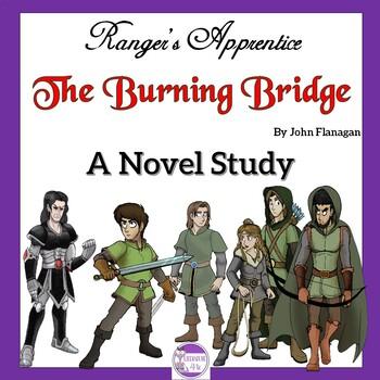 Ranger's Apprentice The Burning Bridge by John Flanagan Study Guide