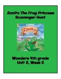 Ranita the Frog Princess (4th Grade Wonders; Unit 2 Week 2)