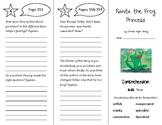 Ranita the Frog Princess Trifold - Treasures 4th Grade Unit 3 Week 4 (2011)