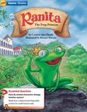 Ranita the Frog Princess Trifold - Wonders Fourth Grade/ Study guide/lit circles