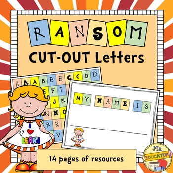 Ransom: Cut-Out Letters