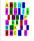 Ransom Note Letters
