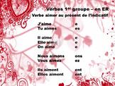 Rap French Verbs