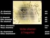 Rap French Verbs  verbe chanter à l'imparfait