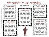 Rap Poetry Kit for Primary and Middle School