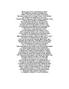 Rap Song/Poem