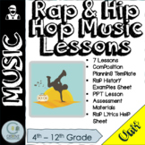 Rap and Hip Hop Music lessons
