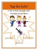 """Rap the Rules!"""