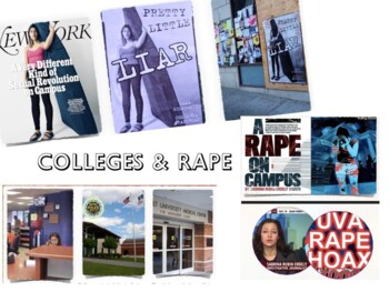 Rape ~ Sexual Assault ~ College Campus ~ Police ~ Administration ~ 67 Slides