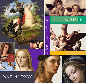 Raphael - High Renaissance Artist - Art History - Renaissance - FREE POSTER
