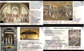 "Raphael- ""Prince of Painters"""