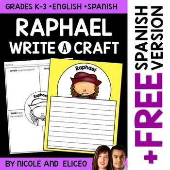 Writing Craft - Raphael Art History