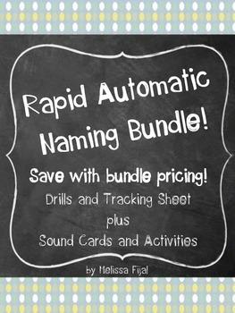 Rapid Automatic Naming Bundle