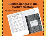 Rapid Changes to the Earth's Surface