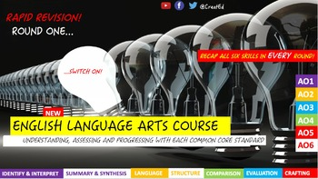 Rapid Revision (Unit and Ebook) English Language Arts Cour