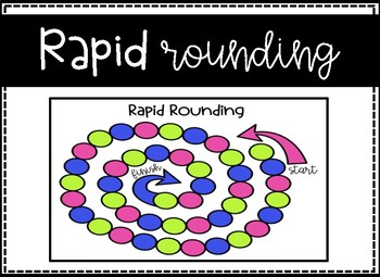 Rapid Rounding Center Game