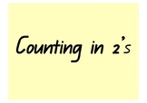 Rapid recall Powerpoint - Counting in 2's, 5's and 10's