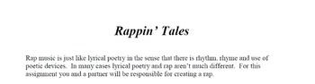 Rappin' Fairy Tale