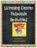 Rappy The Raptor Listening Center Response for Dinosaur Units