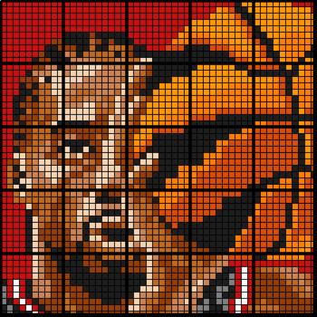 Toronto Raptors Kawhi Leonard Trig Ratios Math Mosaic (25 Sheets) #WeTheNorth