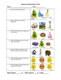 Rapunzel Comprehension Test