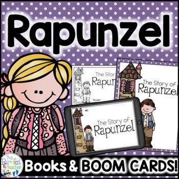 Rapunzel Emergent Reader