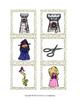Rapunzel File Folder Matching