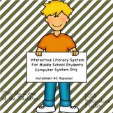 Test Prep: Interactive PowerPoint Installment #3-Computer Only: Rapunzel