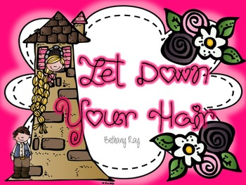 Rapunzel: Let Down Your Hair!