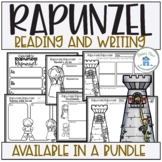 Rapunzel Mini Reading and Writing Activities